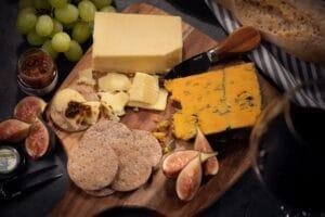 Pennine Harvest Cheese Board