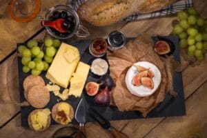 Pennine Harvest Letterbox Cheese Board