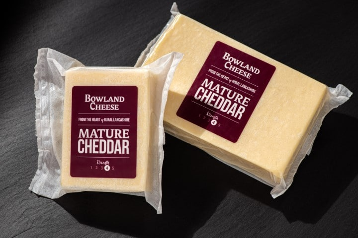 Bowland Cheese Mature Cheddar