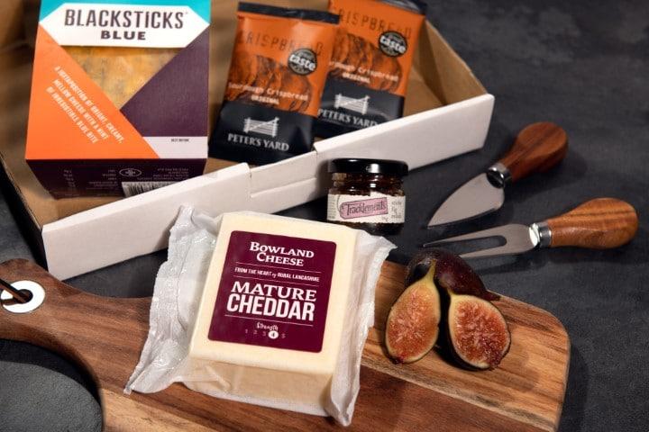 Bowland Cheddar Cheese